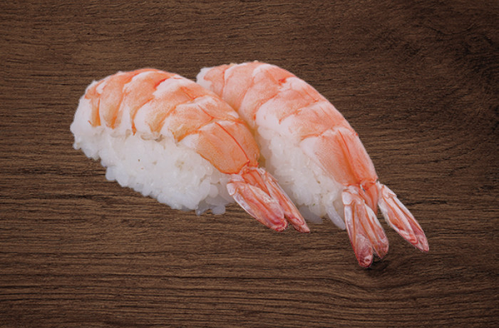 NIGIRI SHRIMP 2 pcs